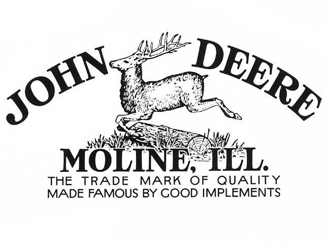 John Deere 1912 Logo
