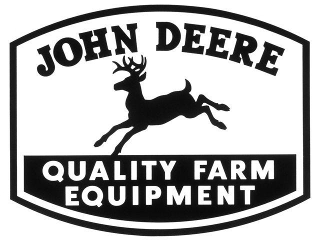 John Deere 1950-Logo