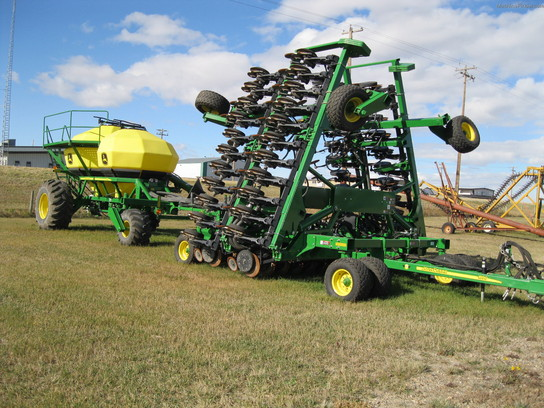 John Deere 1890 Air Seeder | No Till Drill