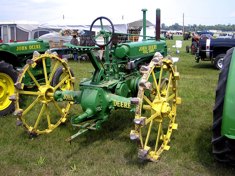Tractor Parts Finder : Antique tractor parts love for products has created niche