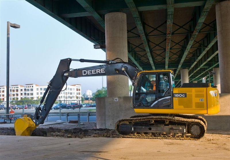 180G LC Hydraulic Excavator