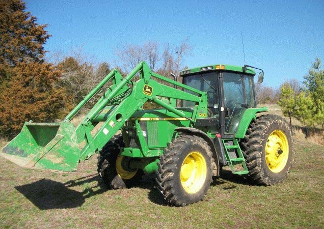 Farmer With Heart Transplant Retires Selling 1999 Jd 7210