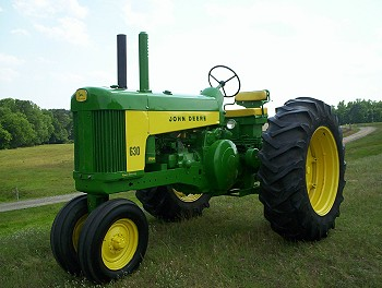 JD 630 Machinefinder