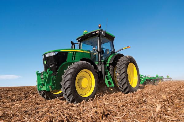 John Deere R Series Tractors