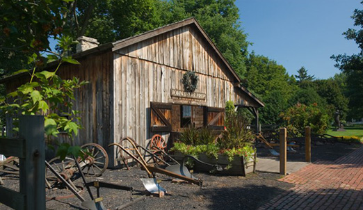 historicsite outbuilding deere Historic John Deere Site To Open Gates For 48th Season