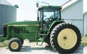 JD8200 82500 IA 2WD Record 2 More Record Farm Auction Prices on John Deere Tractors