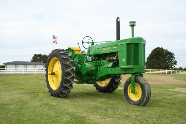 20 Interesting Facts You May Not Know About John Deere