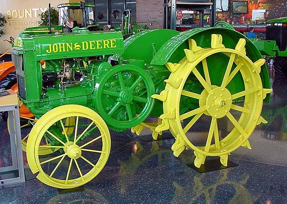 John Deere D
