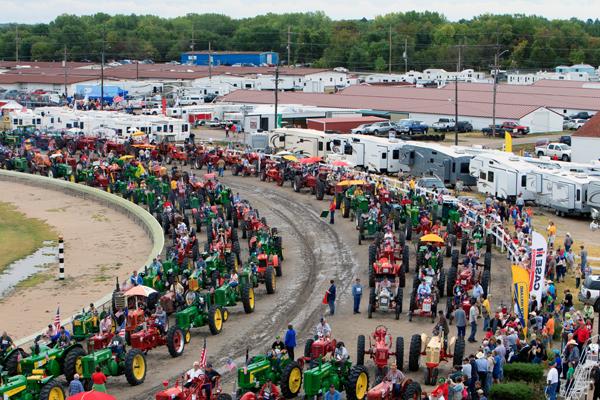 Tractor Parades