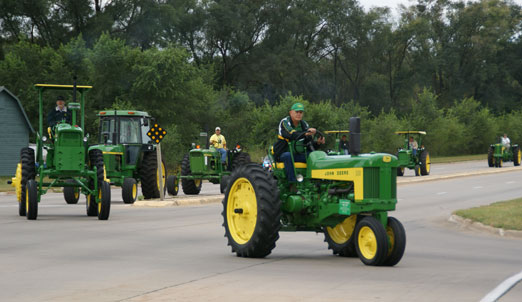 John Deere Waterloo Fest