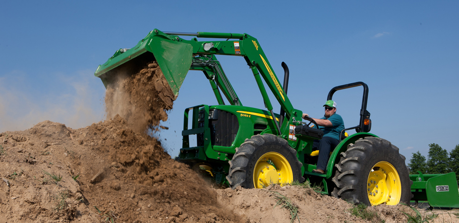 5seriesE Why The John Deere 5E Series Tractors Can Fit Any Farmers Needs