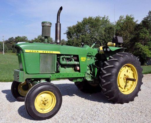 John Deere 4010 Tractors