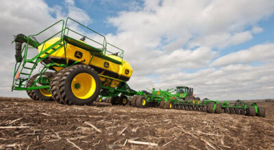 John Deere Rolls Out New Product Lines