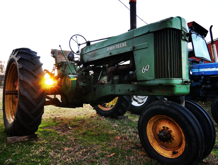 john deere vintage 7 Beautiful Sunrise Pictures Featuring A John Deere