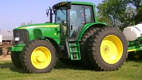 Jd Tractor Sells For More Money On Ohio Auction Than Owner Paid For It Years Ago