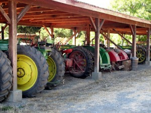 tractor servicing