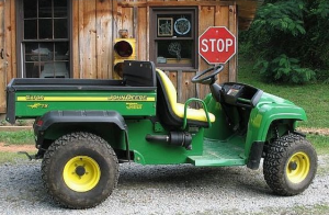 John Deere inventions and improvement. The John Deere Gator
