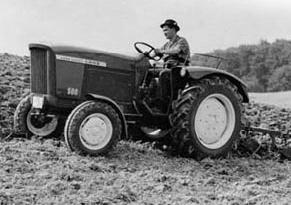 John Deere inventions- tractors