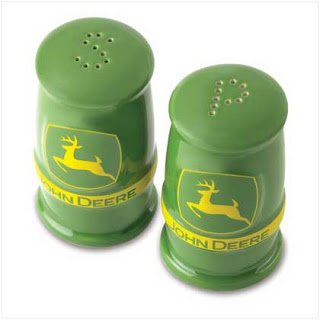 Salt and Pepper John Deere