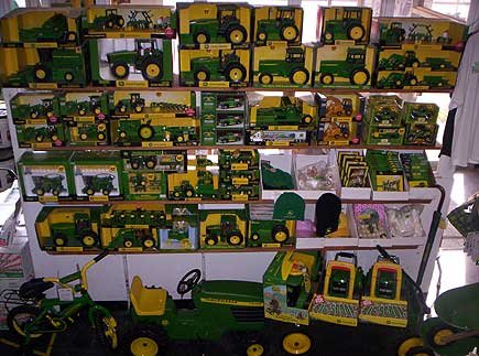 shapes toys John Deere in Our Everyday Lives