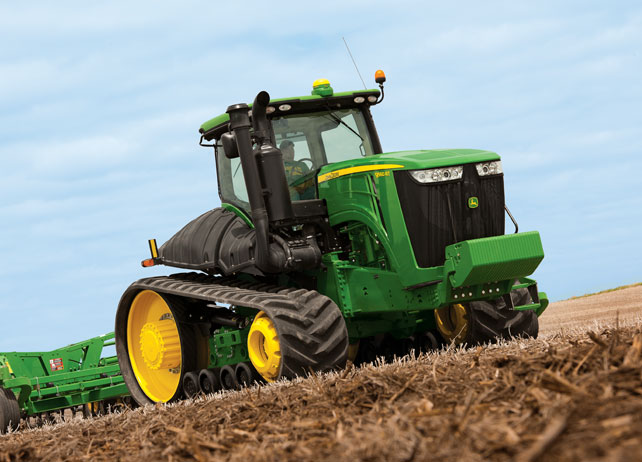 tract 7 John Deere Tips for Tractor Safety
