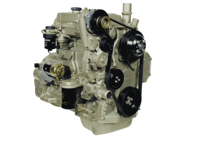 John Deere 4045D Engine