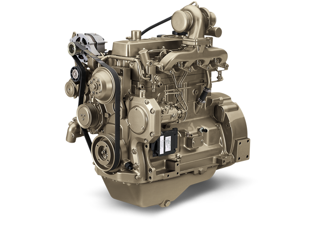 John Deere Engine 4045T