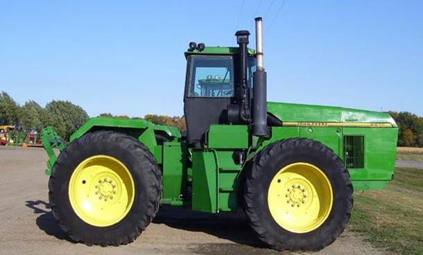 8870 1 Image Gallery: A Review of the John Deere 8870