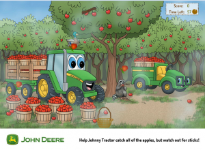 Free John Deere Games for Kids