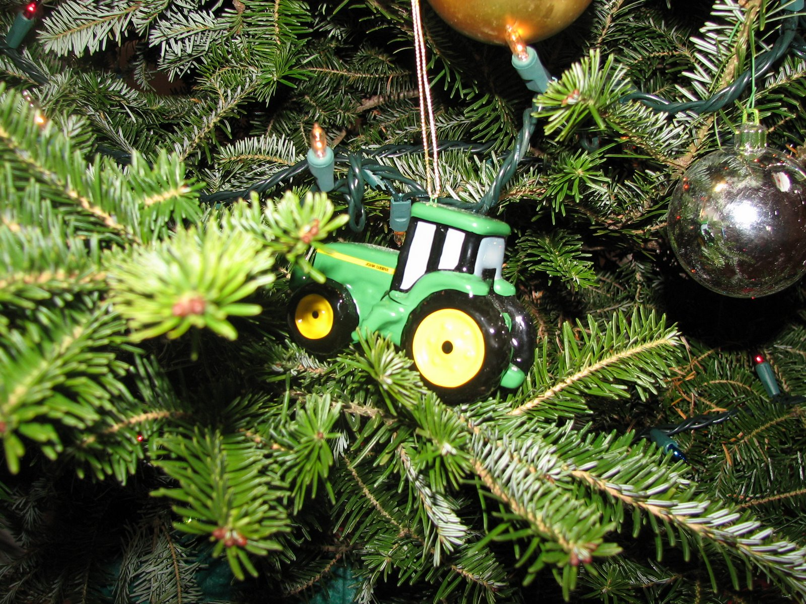 John Deere Holiday