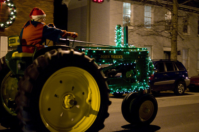 holiday 5 Happy Holidays From John Deere MachineFinder