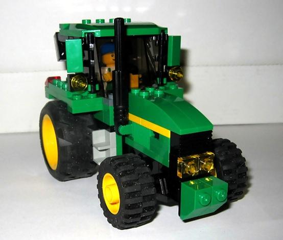 Lego John Deere
