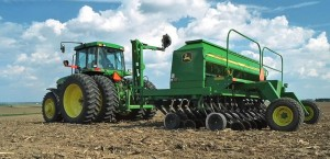 John Deere Box Drills