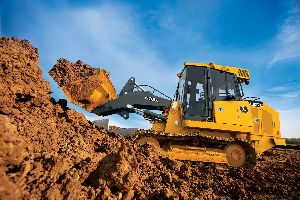 The new John Deere 605K Crawler Loader designed from customer input