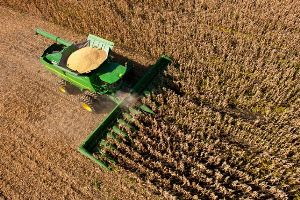 Crop production took a hit in 2012 despite massive planting efforts