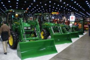Quad Cities Farm Equipment Show features more than 200 exhibitors from around the industry
