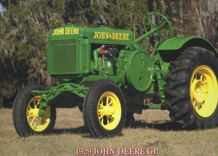 1929 John Deere GP