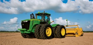 9R series JD 4WD tractor