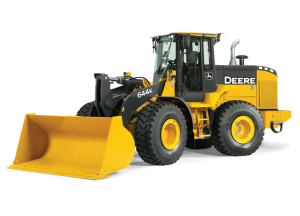 644K Powerllel™ Diesel-Electric Hybrid Front Loader from John Deere
