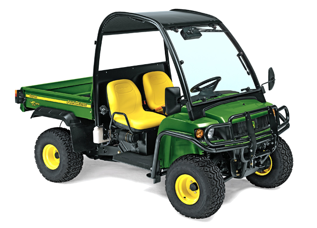 John Deere Gator >> 15 Reasons The John Deere Gator Hpx 4x4 Outperforms The