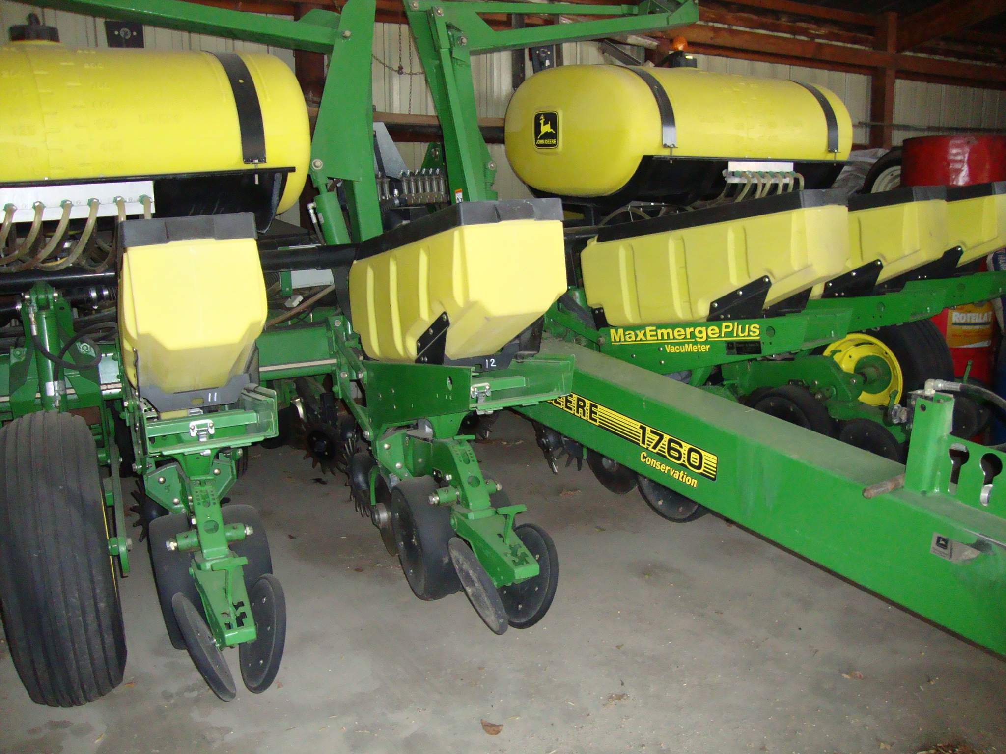 Jd 1760 Planter Sold For Near Record Auction Price