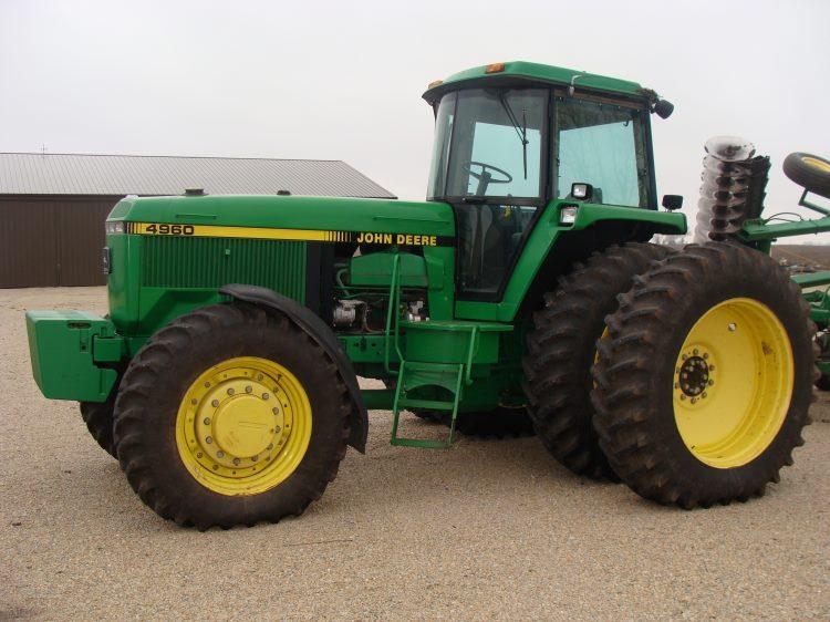 John Deere 4960-Online$110K