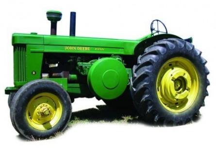 John Deere Model R Tractor 1949