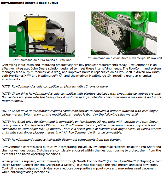 John Deere Corn Planter Parts The Essential Information And Manuals