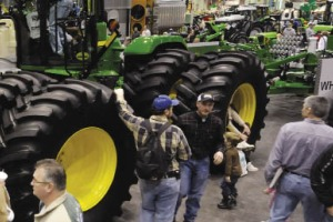 The National Farm Machinery Sets the Stage for Agriculture equipment in 2013