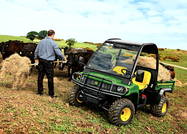 15 reasons the john deere gator hpx 4x4 outperforms the competition. Black Bedroom Furniture Sets. Home Design Ideas