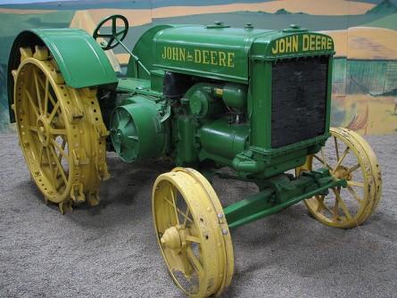 John Deere model d 1926