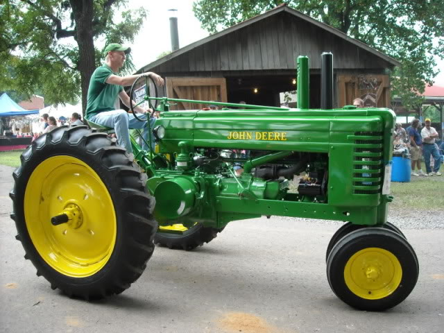 John Deere Model A General Purpose Tractor