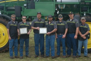 Smith Tractor Co. Master Technician Grads and Team Members