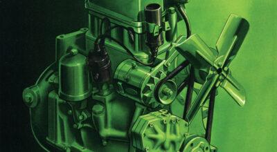 First John Deere Diesel Engine